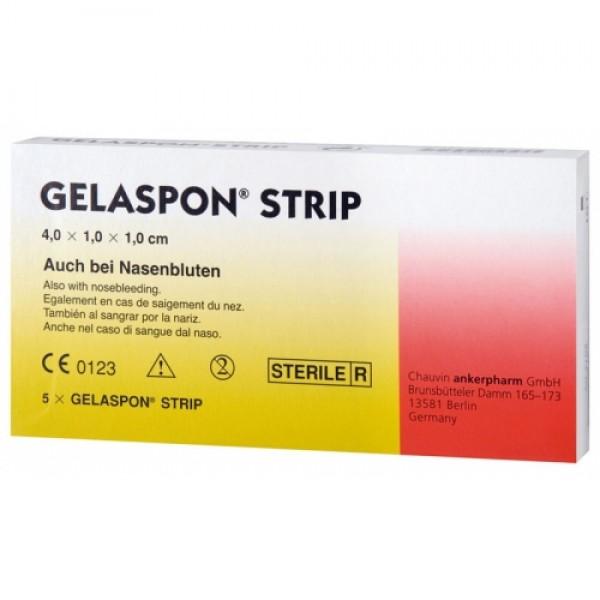 GELASPON® Strip 4x1x1cm