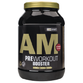 AMSPORT® Pre WORKOUT BOOSTER 1500g