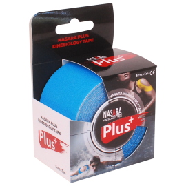 NASARA® Plus Kinesiology Tape 5mx5cm