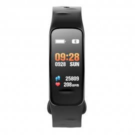 Atlanta® Fitnesstwatch black